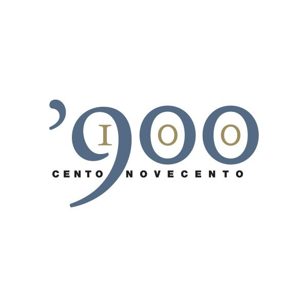 Studio Mark logo Cento Novecento