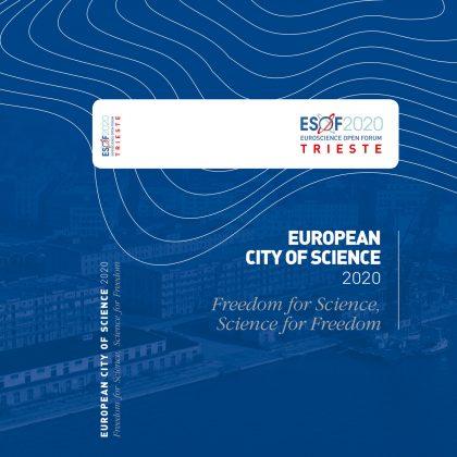 Studio Mark volume ESOF 2020 Trieste