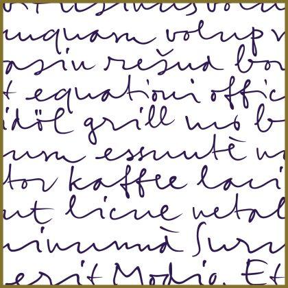 Studio Mark Granbassi script font