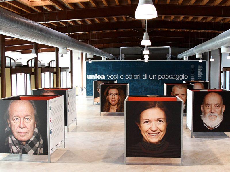 Studio Mark allestimento Unica Trieste