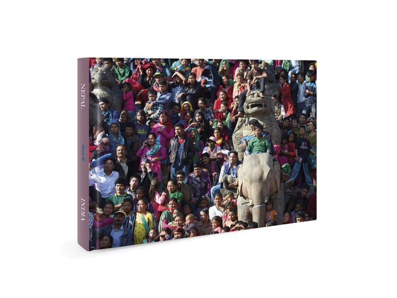 Studio Mark libro fotografico Allianz Nepal India