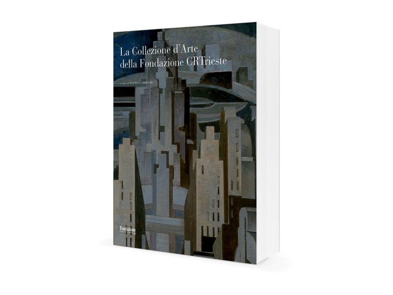 Studio Mark libro La collezione d'Arte della Fondazione CRTrieste