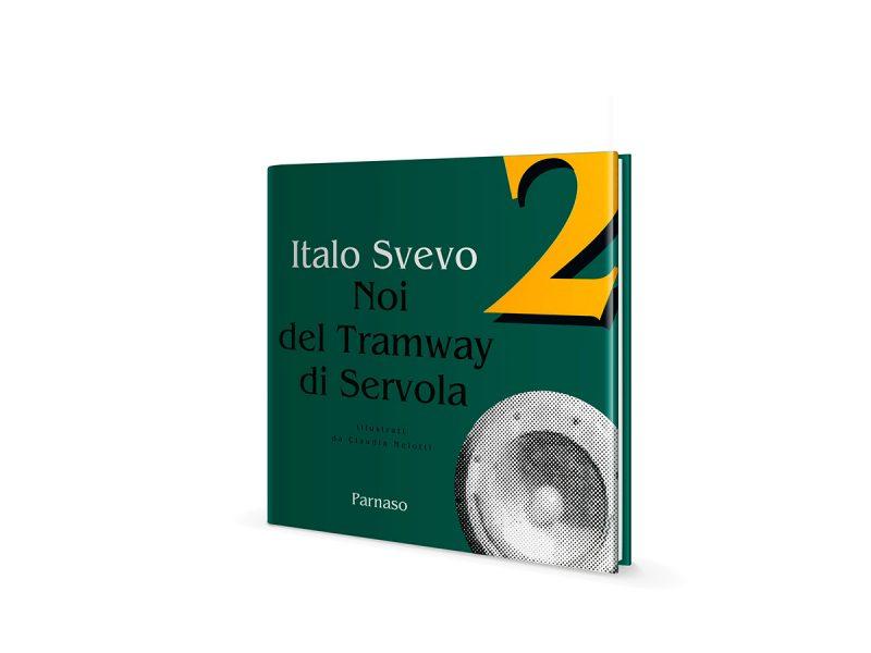Studio Mark libro Svevo Noi del Tramway di Servola