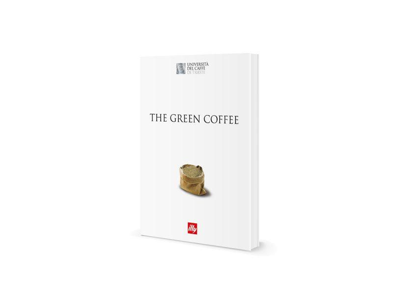 Studio Mark libro illy The Green Coffee